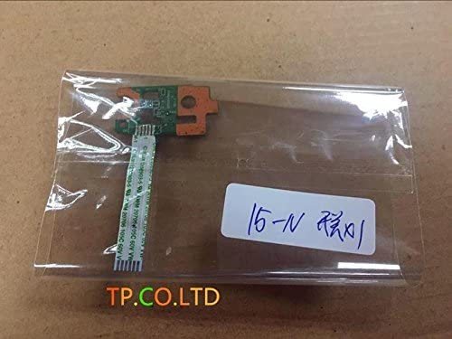 Gintai Power Switch Button Board With CABLE Replacement For HP Pavilion 15-N 14-N 15-F Series DA0U83PB6E0 732076-001