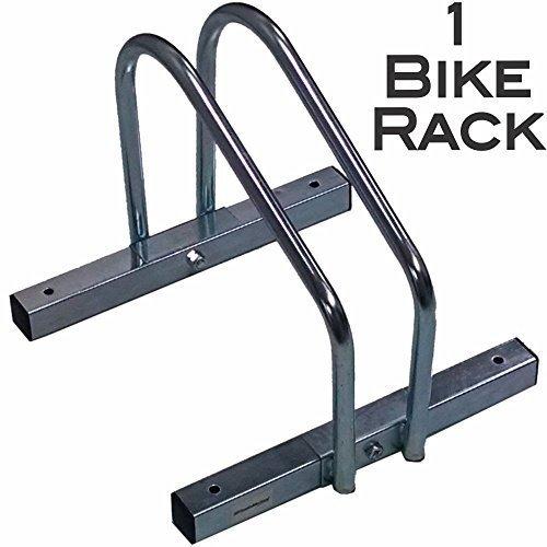 EasyGo Floor Stationary Single Bike Wheel Rack