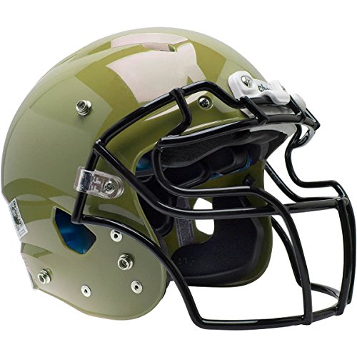 Schutt Sports Varsity Vengeance Pro Football Helmet(Faceguard Not Included), Metallic Vegas Gold, X-Large ()