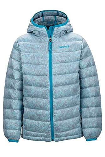 Marmot Nika Hoody Jacket Turqoise Girls XS by Marmot