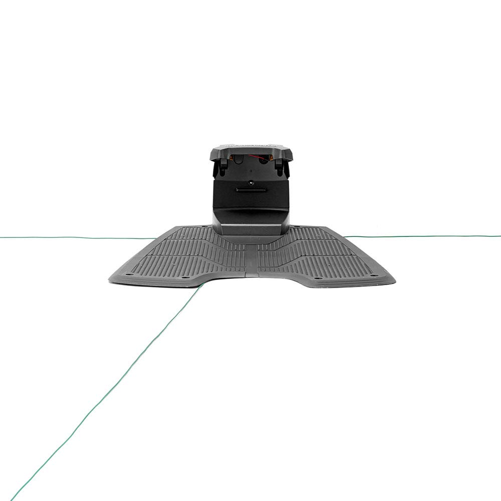 Husqvarna M/ähroboter Automower 315 25 W, Wetter Timer, Alarm, 19 Tasten, LCD-Display mit Bedienmen/ü, 25 x 53 x 51 cm 967623405 Granitgrau