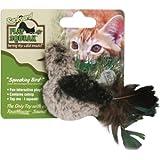 OurPets Play-N-Squeak Backyard Bird Catnip Cat Toy