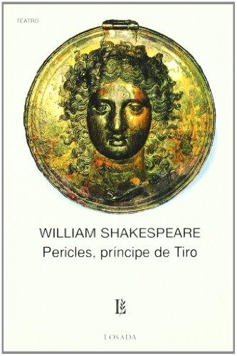 Descargar Libro Pericles, Principe De Tiro -680- William Shakespeare