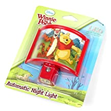 Winnie the Pooh LED Automatic Night Light by Jasco Products Company