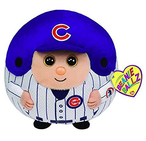 Official Mlb Plush - TY Beanie Ballz MLB Chicago Cubs Plush