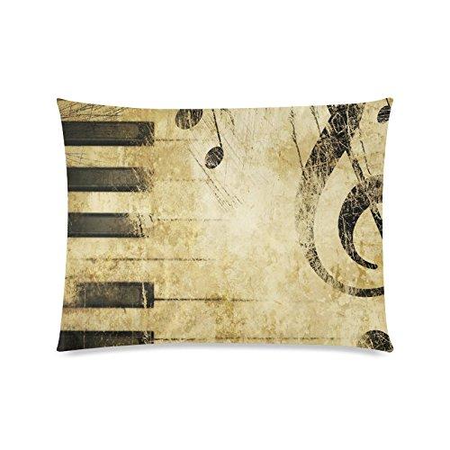 Teclas de Piano Rectángulo sofá Home manta decorativa Funda ...