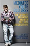 Mediated Youth Cultures: The Internet, Belonging and New Cultural Configurations