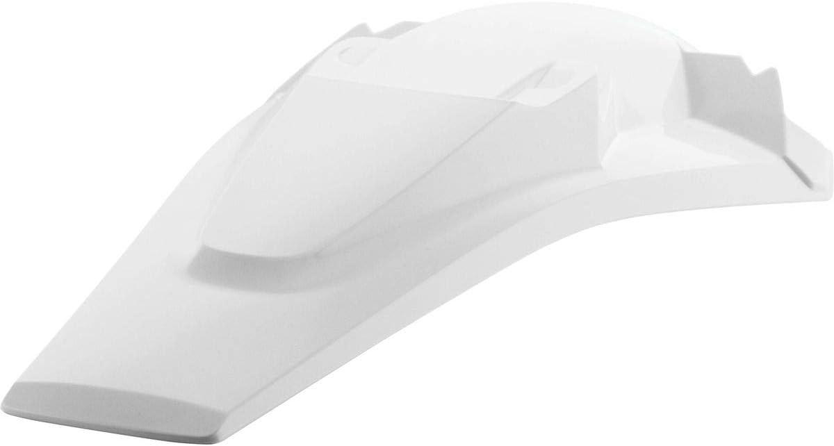 White Acerbis Rear Fender for 16-18 Husqvarna FC450HQ
