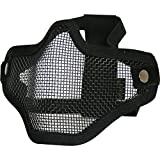 Viper Crossteel Face Mask Black
