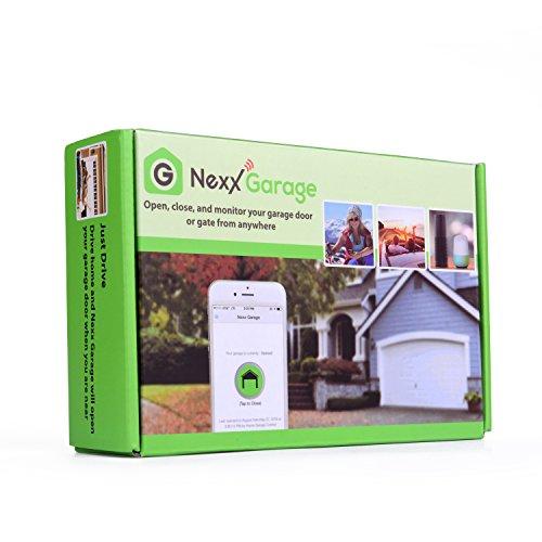NEXX Garage NXG-100 NXG Remote Compatible Door Openers