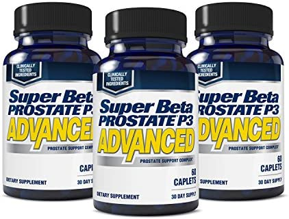 New Vitality Prostate Advanced Supplement product image