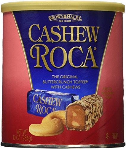 Cashew Roca 10oz Canister - Roca Usa