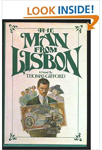 (The man from Lisbon: A novel)