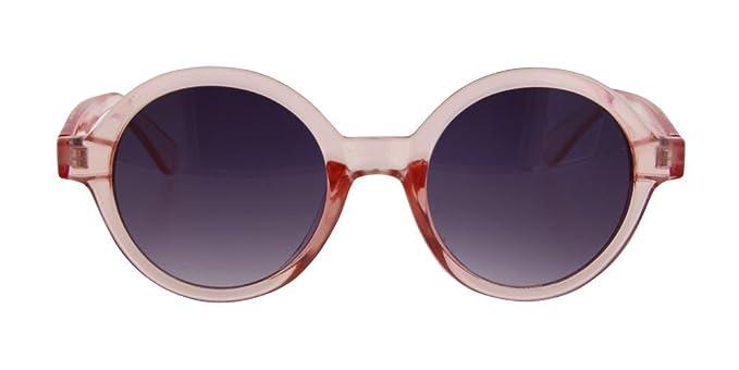 Gafas de sol Strawberry Slush con montura semitransparente ...