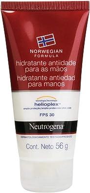 Hidratante Anti-Idade para Mãos Neutrogena Norwegian FPS 30, 56g