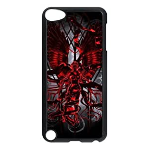iPod Touch 5 Case Black The Fallen Angel EUA15967517 Phone Case Cover For Girls Generic