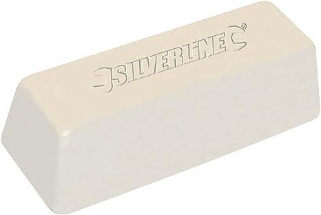 Silverline ~ Polissage Pâte Marron Grossier 500gr 107868