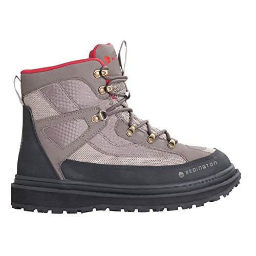Redington Skagit River Sticky Rubber Boots, Bark, 11 (Boot Redington)
