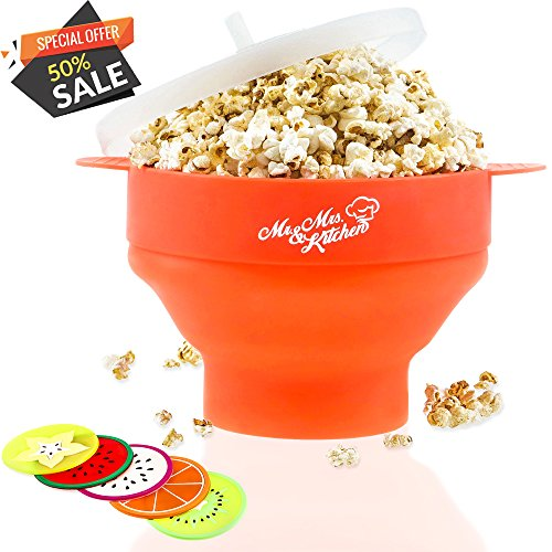 hot air popcorn cooker - 7