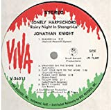 Lonely Harpsichord Rainy Night in Shangri-la (Vinyl Record)