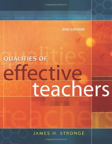 Qualities of Effective Teachers, 2nd Edition