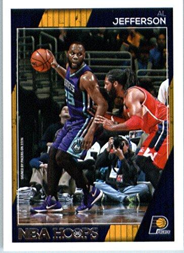 2016-17 Panini NBA Hoops #54 Al Jefferson Indiana Pacers Basketball Card-MINT