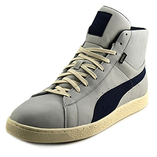 Puma Basket Mid Gtx Men Us 11.5 Sneakers Blu