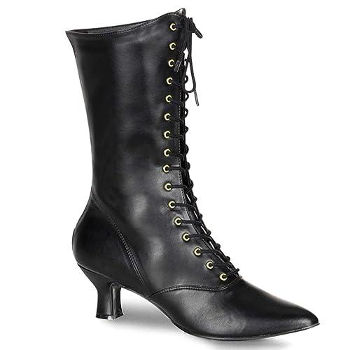 90c3e70c10e Funtasma by Pleaser Women's Victorian-120 Boot