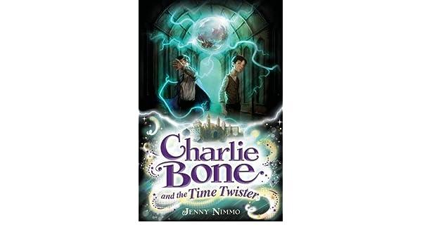 Charlie Bone and the Time Twister: Amazon.es: Jenny Nimmo: Libros en idiomas extranjeros