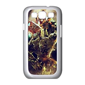 Cross Fire Samsung Galaxy S3 9300 Cell Phone Case White yyfD-234499