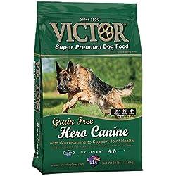 Victor Hero Canine Grain Free Dry Dog Food, 30 Lb. Bag