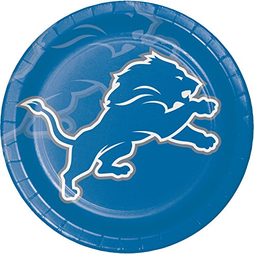 Detroit Lions Plates, Lions Plates, Lion Plates, Detroit