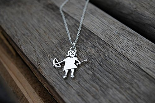 Buffy The Vampire Slayer Necklace -Hush- Gile's drawing]()