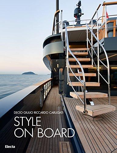 Italian Style on Board: SanLorenzo Yachts Interior Design by Decio Riccardo Carugati
