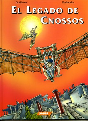 El legado de Cnossos 2/ The Legacy of Cnossos 2 (Aritz) (Spanish Edition) pdf epub
