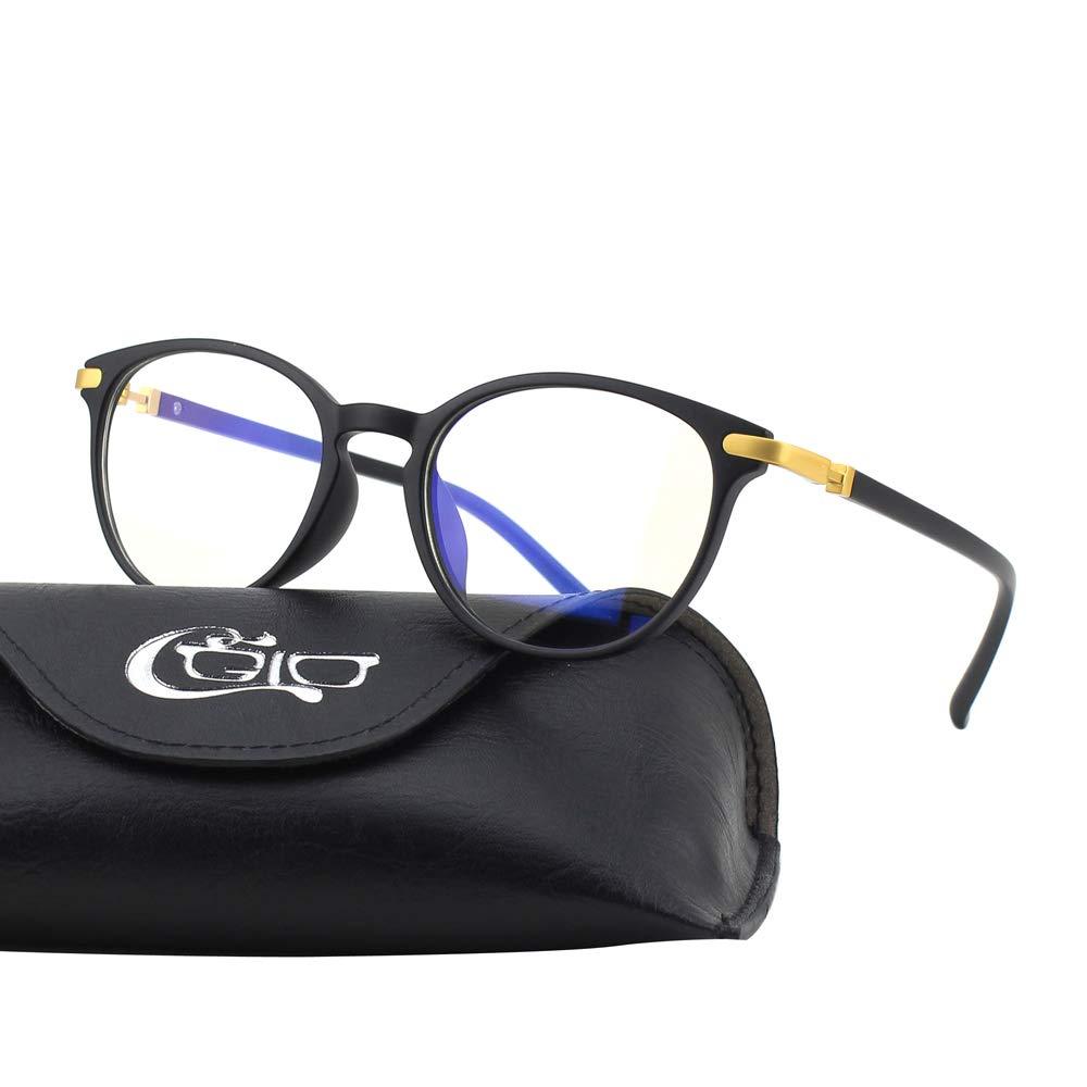 CGID CT32 Gafas Premium con Armazó n TR90 para Protecció n contra Luz Azul