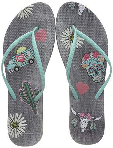 Reef Women's Escape Lux Print Cali Dreams 10 B US ()