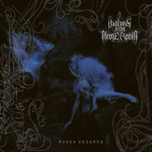 CD : Wolves in the Throne Room - Black Cascade (CD)