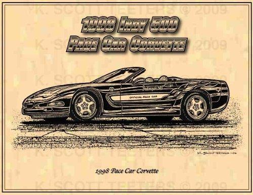 1998 Corvette Indy Pace Car - 7