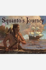 Squanto's Journey: The Story of the First Thanksgiving Paperback