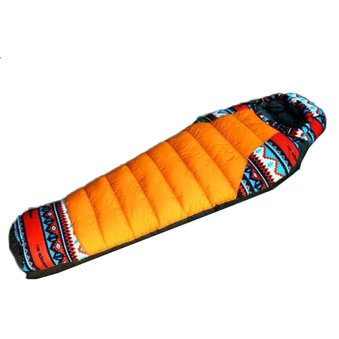 nihiug Saco De Dormir De La Momia Equipo De Acampada Impermeable Y Transpirable Impermeable Perfecto Para