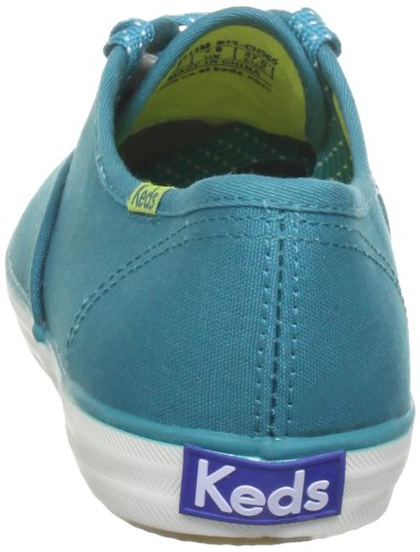 Womens Lace Blue up Keds Flats Seasonal Harbour fw7nFSq0S