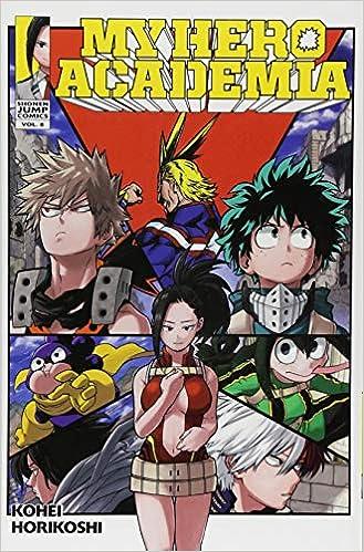 My Hero Academia, Vol  8: Amazon co uk: Kohei Horikoshi: Books