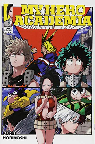 My Hero Academia, Vol. 8 (8) -