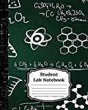 Student Lab Notebook : Chemistry Lab Notebook : (120 duplicate page sets): (Composition Books - Specialist Scientific)-[ 120 pages - 8 x 10 inch ]