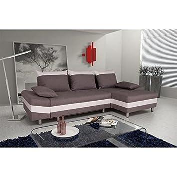 Canapé Convertible D'angle 6 Droit Pegase Cm Places 277x144x90 dBxrWoCe
