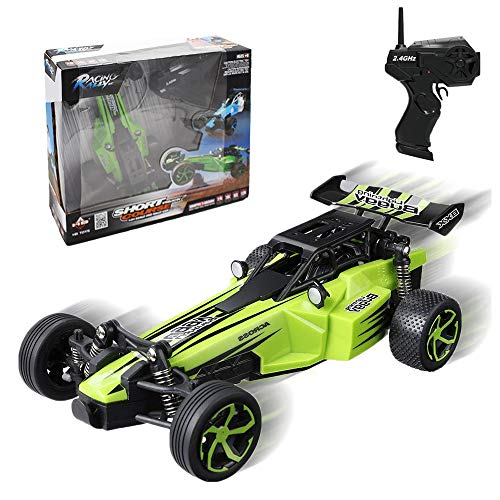 - Joyjam RC Race Car for 6-12 Year Old Boys Remote Control Car RC Car 2.4Ghz Off-Road Die-cast Racing Car F1 High Speed Full Function Car Gifts for Kids Christmas Thanksgiving Gifts CMC Green