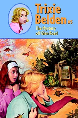 book cover of The Mystery Off Glen Road