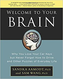 Book Welcome to Your Brain: Why You Lose Your Car Keys but Never Forget How to Drive and Other Puzzles of Everyday Life