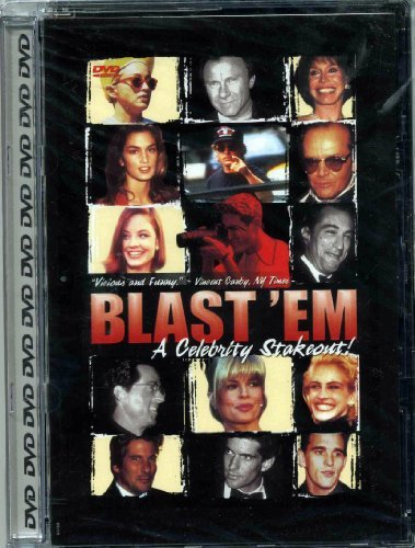 Blast 'Em: A Celebrity Stakeout! [DVD]